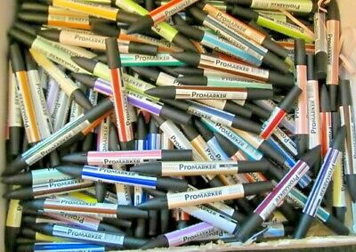 Promarkers - Lots Of  Colours - Brand New and Unused   ** FREE P&P **