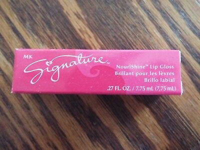 Mary Kay Signature Lip Gloss Cream and Sugar New In Box