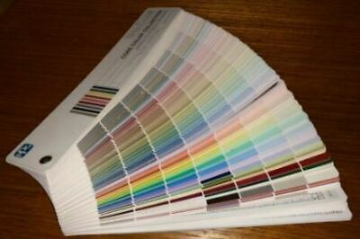 NEW/SEALED Pittsburgh Paints PPG Paint Color Swatches Samples Chips Fan Deck
