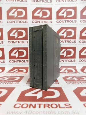 Siemens 6ES7 322-1HF10-0AA0 Simatic Digital Output 8 Point Relay 5A - Used