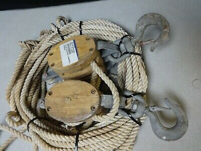 Block & Pulley Campbell 3003G GB 1800 Size 4 USA