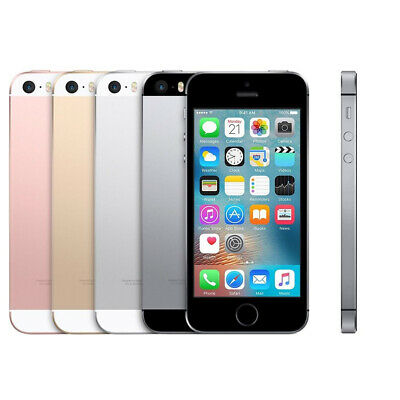 Apple iPhone SE 16GB/64GB Unlocked Smartphone BOXED - All Colors