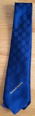 Greenall Whitley Brewery promotional necktie (navy)