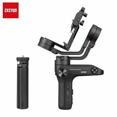 ZHIYUN NEW WEEBILL LAB 3-Axis Gimbal Hand-held Stabilizer For Mirrorless Camera