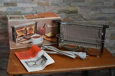 Grille pain toaster Moulinex Vintage 70s NEUF en boite
