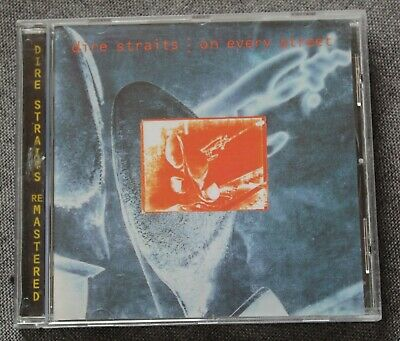 Dire Straits, on every street, CD remastered
