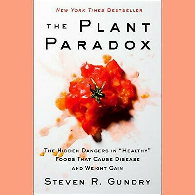 """The Plant Paradox: The Hidden Dangers in""""Healthy""""Foods🔥 Online Fast Delivery 📥"""
