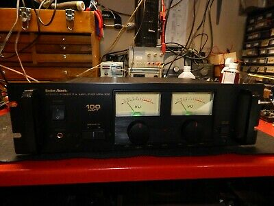 Vintage Radio Shack MPA-200 Stereo Power Amplifier