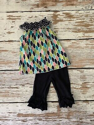 Lolly Wolly Doodle Girls Two-Piece Set - Size 2