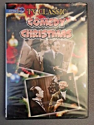 TV Classic Comedy Christmas DVD Christmas TV Shows - BRAND NEW - FREE SHIPPING