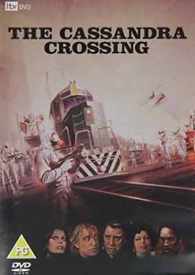 Sophia Loren, Richard Harris-Cassandra Crossing DVD NUEVO