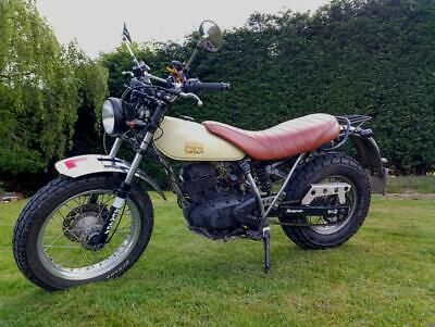 Suzuki Vanvan Van Van125cc LONG MOT Learner Legal Great Bike. Real Headturner!
