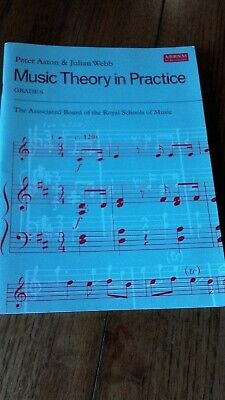 ABRSM Music Theory in Practice - Grade 6 -Theory Book
