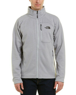a62f12df3 THE NORTH FACE Men's Timber Fleece Jacket Full Zip Relaxed Fit New ...