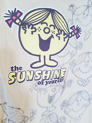 Little Miss Sunshine THE SUNSHINE OF YOUR LIFE Graphic Shirt Sz Medium