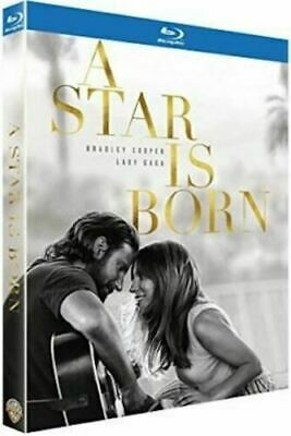 A STAR IS BORN - Bradley Cooper Et Lady Gaga - BLU-RAY NEUF SOUS BLISTER