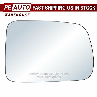 Mirror Glass Full Adhesive For 1997-2006 HONDA CR-V Right Passenger Side