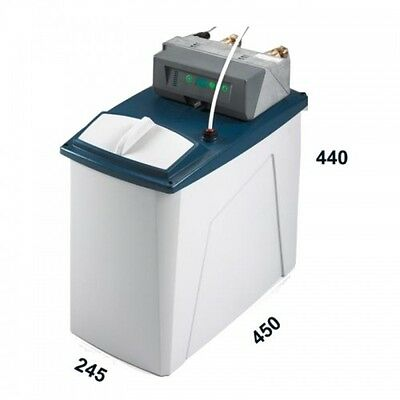 Automatic Water SOFTENER for Espresso Machines 3/8''G - Made in Italy