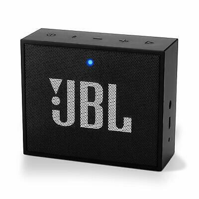 Jbl Go+ Bluetooth Speaker Cassa Usb Aux In Musica Diffusore Portatile Audio Nero
