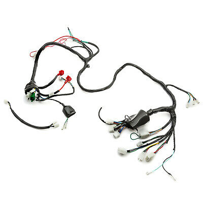 Wiring Loom Baotian BT49QT9 Fits Pulse Scout Speedy JMStar Scooter Chinese 50cc