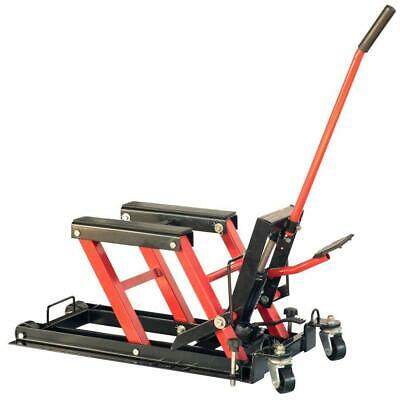 Bickers Solid Motorcycle & ATV Hydraulic Lift Stand 1500Lbs Capacity