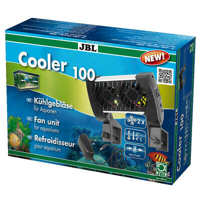 JBL Cooler Fans 100 200 300 Aquarium Chiller CoolControl Thermostat Fish Tank