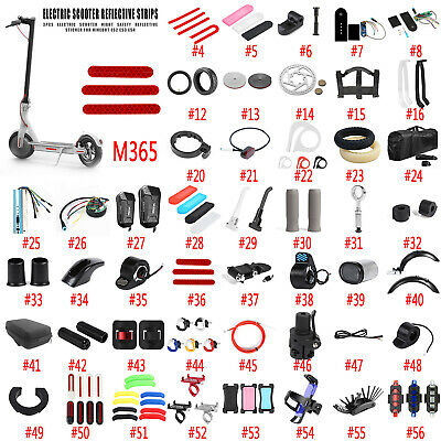 For Xiaomi Mijia M365 Electric Scooter Various Repair Spare Part Accessorie Lots