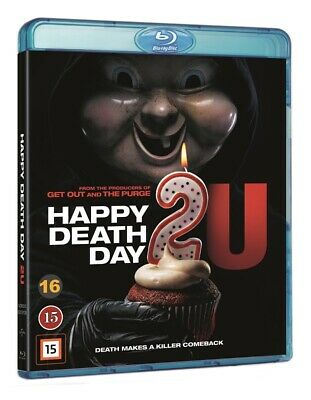 Happy Death Day 2U Blu Ray