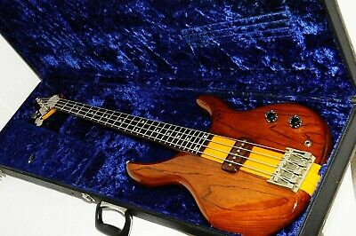 Excellent 1979 Greco Japan GOB II 750 Through Neck Electric Bass Ref.No 2191