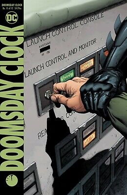 Doomsday Clock #11 Dc -  Presale August