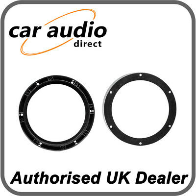 Connects2 CT25VW04 VW Golf V Touran Caddy 2003> Front Door 20cm Speaker Adapters