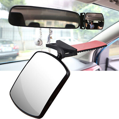 Baby Car Seat Rear View Mirror Facing Back Infant Kids  Toddler Ward Safety VB