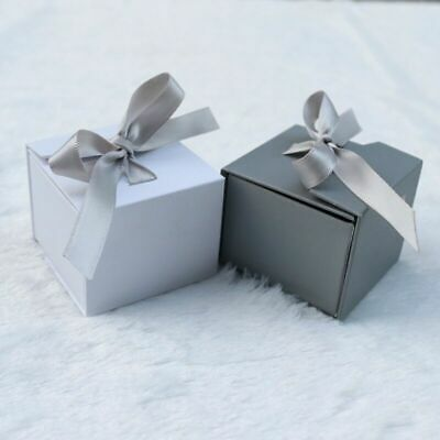 Gift Boxes Ring Box Bangle For Ribbon Jewelry Case Earrings Wrist Bow Watch