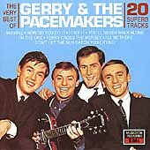 Gerry & The Pacemakers - The Very Best Off - 20 Superb Tracks (CD) . FREE UK P+P