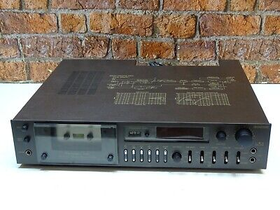 Technics RS-M85 High End Vintage Hi Fi Separates Cassette Recorder & Player