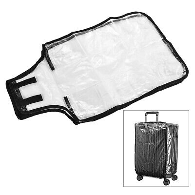 Universal Waterproof Transparent Protective Luggage Travel Cover 24'' HS1299