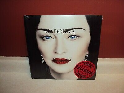 Madonna Madame X 2 Lp Vinyl Record Sunrise Exclusive Canadian Canada Sealed 2019