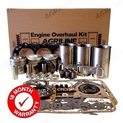 Engine Overhaul Kit Fits Some Ford 2000 Tractors.