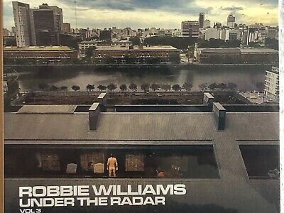 Robbie Williams UNDER THE RADAR vol 3 Brand New Sealed CD sealed ships from USA
