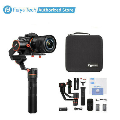 FeiyuTech A1000 3-Axis Handheld Gimbal Stabilizer for DSLR/Mirrorless Cameras