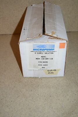 ^^ Idex Micropump 120-604-110 Pump Head- New