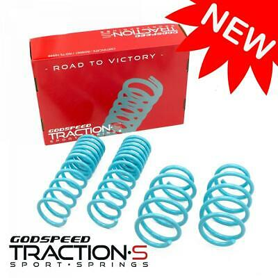 for Escape 14-19 Lowering Springs Traction-S By Godspeed LS-TS-FD-0016