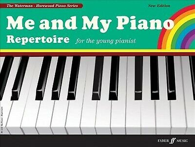 Me and My Piano : Repertoire For the Young Pianist, Paperback by Waterman, Fa...