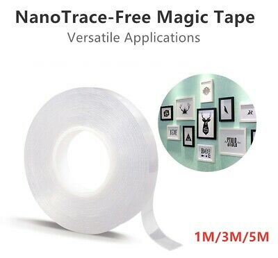 Nano trace-free magic tape seamless tape sticker artifact double-sided CG