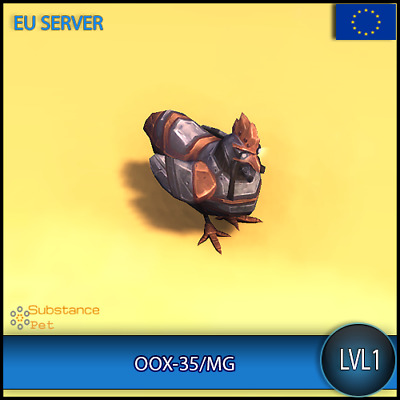 OOX-35/MG lvl1 Pet BFA | All Europe Server | WoW Warcraft Loot