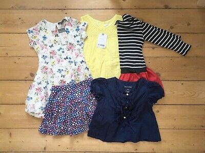 Girls 2-3 yrs Spring/Summer, mixed BNWT, pre-worn bundle, Ralph Lauren, FREE P&P