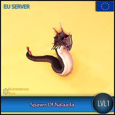 Spawn Of Nalaada lvl1 Pet BFA | All Europe Server | WoW Warcraft Loot