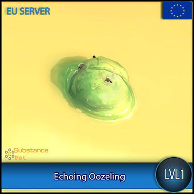 Echoing Oozeling lvl1 Pet BFA | All Europe Server | WoW Warcraft Loot