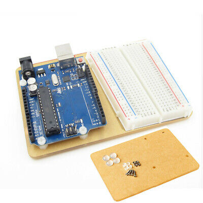 Universal Experimental UNO R3 Platform Transparent Acrylic Board For Arduino  n
