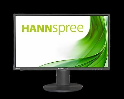 Hannspree Monitor 23,6 Fhd 1920X1080, 16:9, 250Cd M Ips , Vga, Dvi, Hdmi, Multim